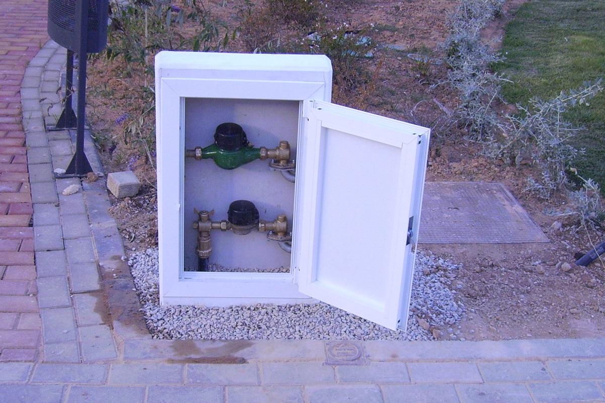 Casetas, hornacinas, Armario, arquetas para urbanizacion